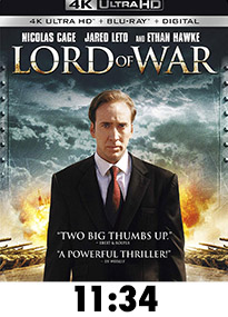 Lord of War 4k Review