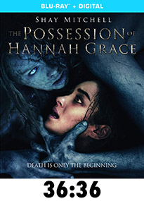The Possession of Hannah Grace Blu-Ray review