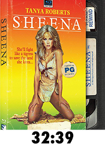 Sheena Movie Review