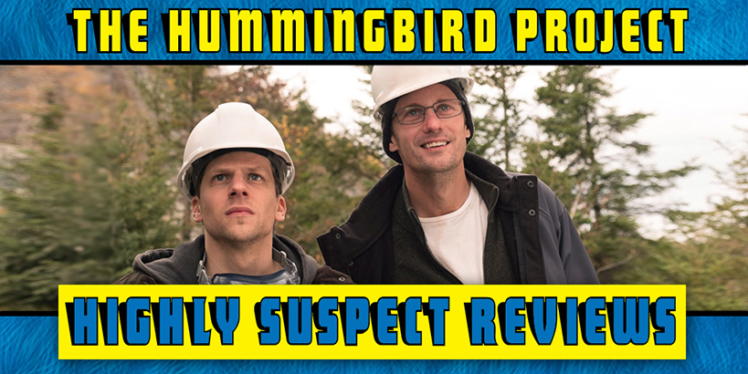 The Hummingbird Project Movie Review