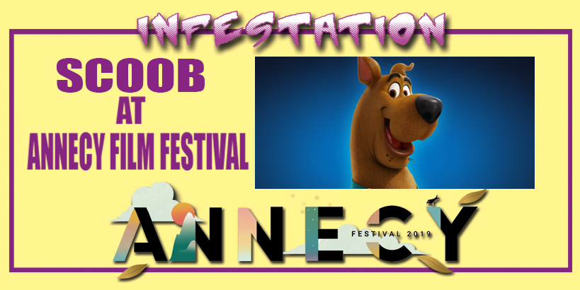 First Look at Scoob! from the Annecy Animation Festival