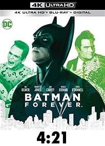 Batman Forever 4k Review