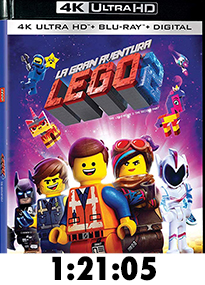The Lego Movie 2 4k Review