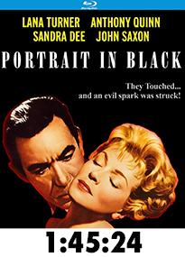 Portrait in Black Blu-Ray Review