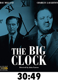 The Big Clock Blu-Ray Review