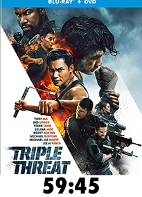 Triple Threat Blu-Ray Review
