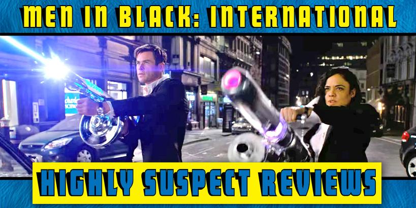 Men In Black International Movie Review