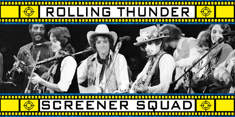 Rolling Thunder Movie Review