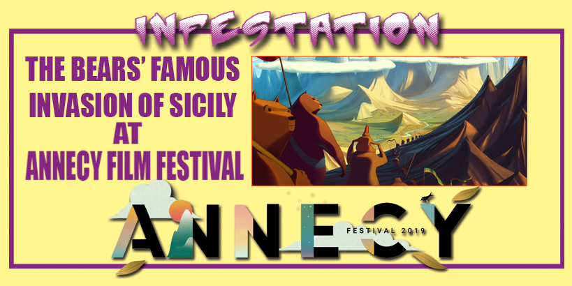 The Bears Famous Invasion of Sicily Movie Review