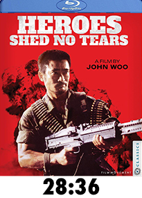 Heroes Shed No Tears Blu-Ray Review