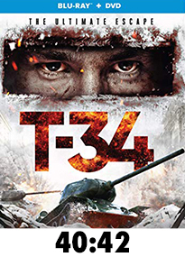 T-34 Blu-Ray Review
