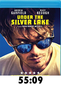 Under the Silver Lake Blu-Ray Review