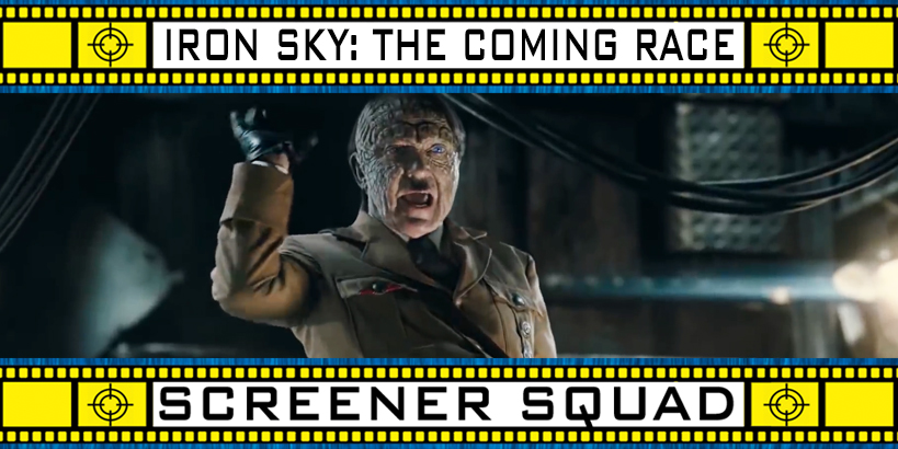 Iron Sky: The Coming Race Movie Review