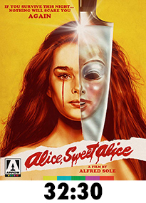 Alice Sweet Alice Blu-Ray Review