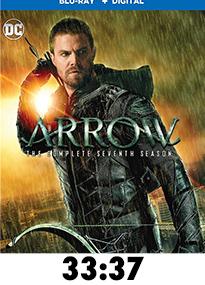 Arrow Season 7 Blu-Ray Review