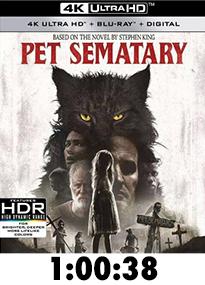 Pet Sematary 4k review