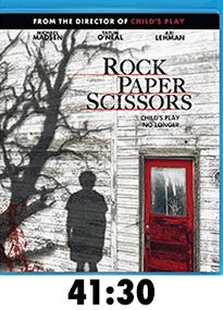 Rock Paper Scissors Blu-Ray Review