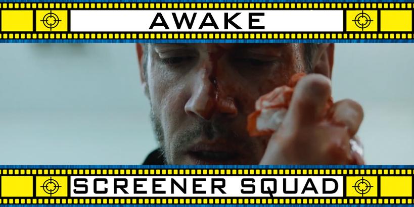 Awake Movie Review