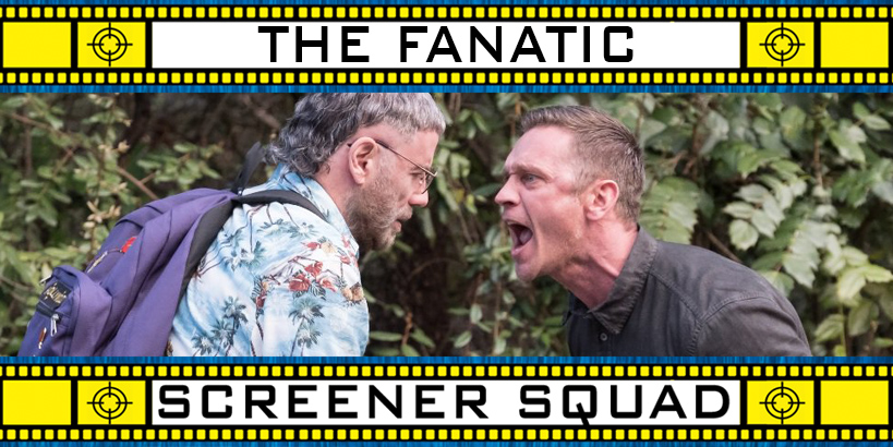 The Fanatic Movie Review