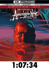 Apocalypse Now Final Cut Review