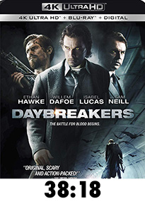 Daybreakers 4k Review