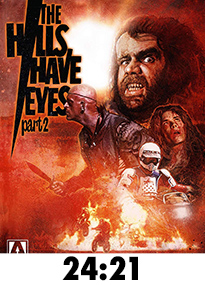 The Hills Have Eyes Part 2 Blu-Ray Review