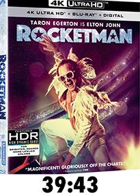 Rocketman 4k Review