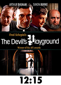 The Devil's Playground DVD Review