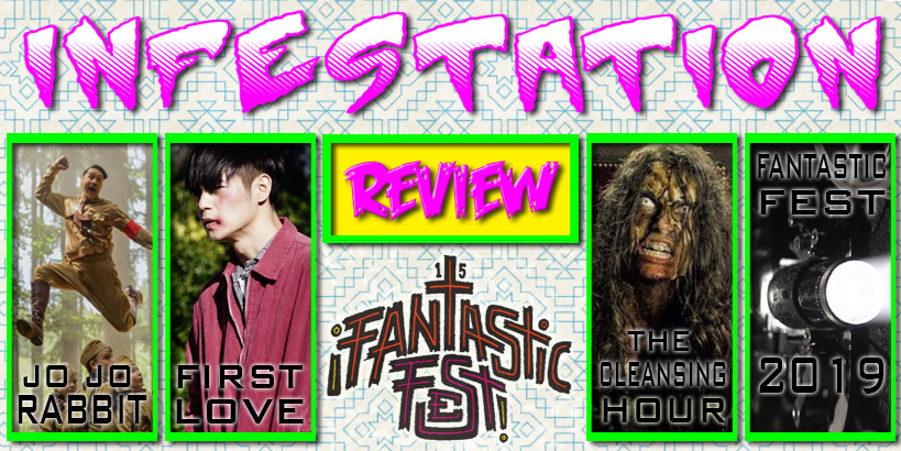 Reviews of Jojo Rabbit First Love The Cleansing Hour