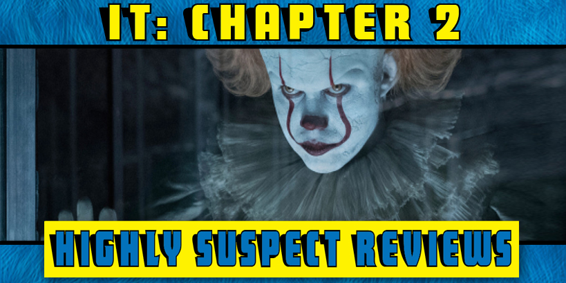 IT - Chapter 2 Movie Review