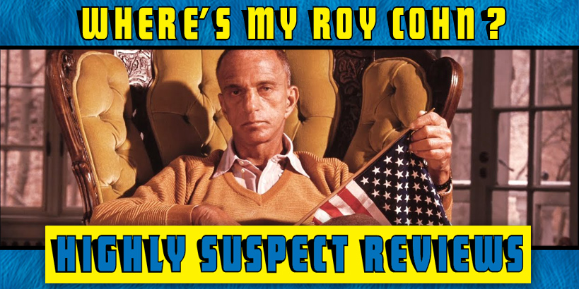Where's My Roy Cohn? Movie Review