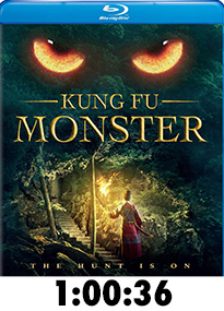 Kung Fu Monster Blu-Ray Review