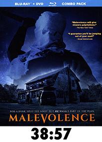 Malevolence Blu-Ray Review