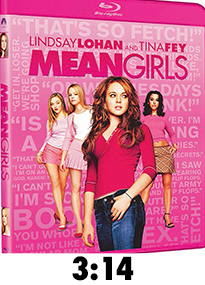 Mean Girls Blu-Ray Review