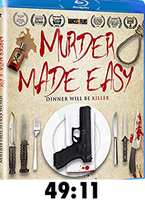 Murder Made Easy Blu-Ray Review