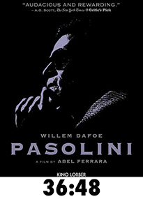 Pasolini Blu-Ray Review