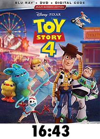 Toy Story 4 Blu-Ray Review