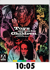 Toys Are Not For Children Blu-Ray Review