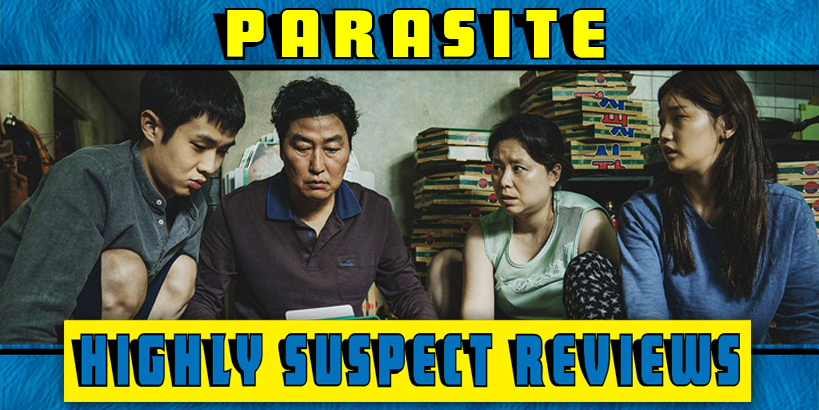 Parasite Movie Review