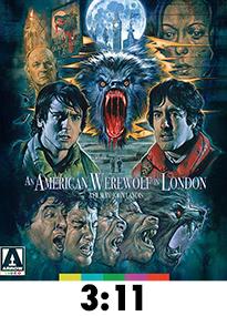 An American Werewolf in London Arrow Blu-Ray Review