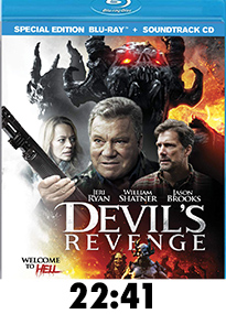 Devil's Revenge Blu-Ray