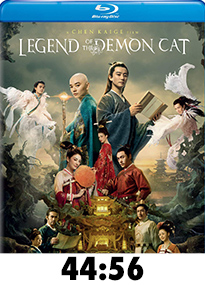 Legend of the Demon Cat Blu-Ray Review