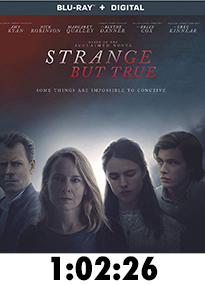 Strange But True Blu-Ray Review