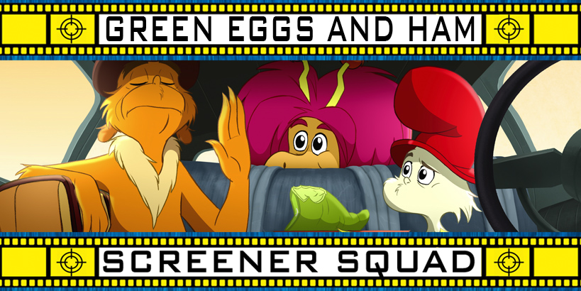 Green Eggs and Ham TV Show Review