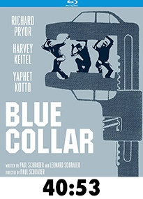 Blue Collar Blu-Ray Review