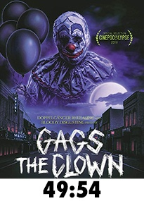Gags the Clown Blu-Ray Review