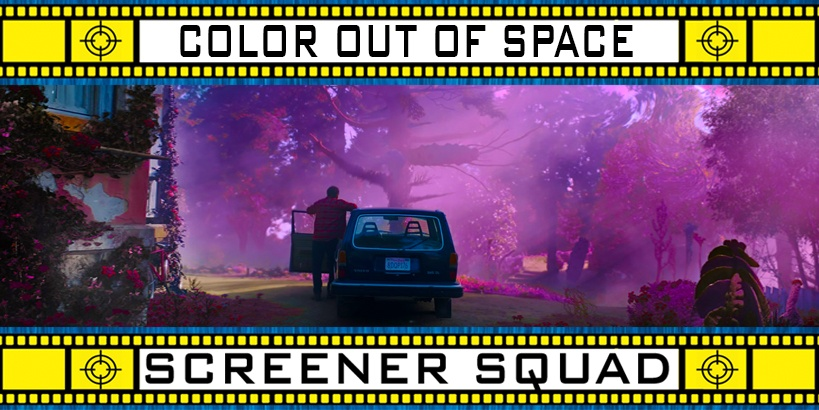 Color Out of Space Movie Review