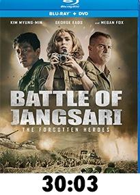 The Battle of Jangsari Blu-Ray Review