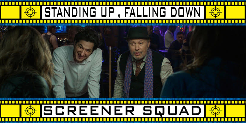 Standing Up, Falling Down Movie Review