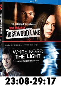 Rosewood Lane and White Noise: The Light Blu-Ray Review